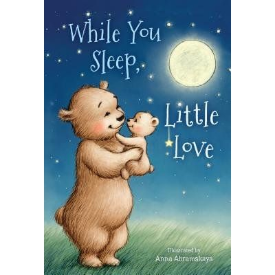 While You Sleep, Little Love (Padded)