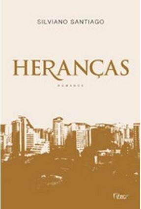 Heranças - Santiago,Silviano pdf epub