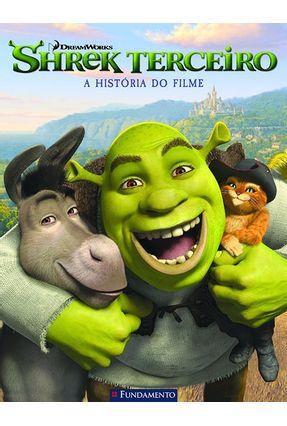 Shrek Para Sempre - A História do Filme - Hapka,Cathy | Nisrs.org