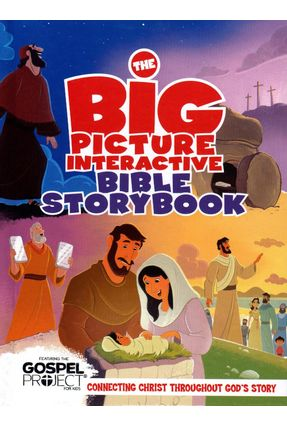 The Big Picture Interactive Bible Storybook - Illies,Florian pdf epub