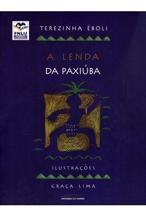 A Lenda da Paxiúba - Eboli,Terezinha pdf epub