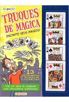 Eu Que Fiz! - Truques de Mágica - Girassol,Editora pdf epub