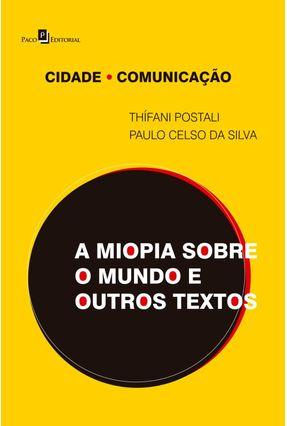 Cidade E Comunicação - Paulo Celso da Silva Thífani Postali | Hoshan.org