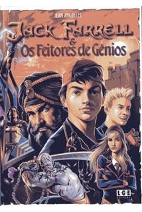Jack Farrell & Os Feitores de Gênios - Angelles,Jean pdf epub