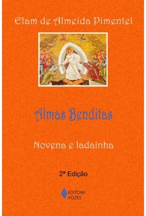 Almas Benditas - Novena e Ladainha - Pimentel,Elam de Almeida   Nisrs.org