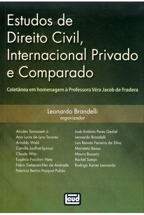 Estudos de Direito Civil, Internacional Privado e Comparado - Brandelli,Leonardo   Hoshan.org