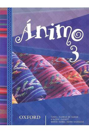Ánimo 3 - Livro do Aluno - Isabel Sudea Vincent Everett | Hoshan.org