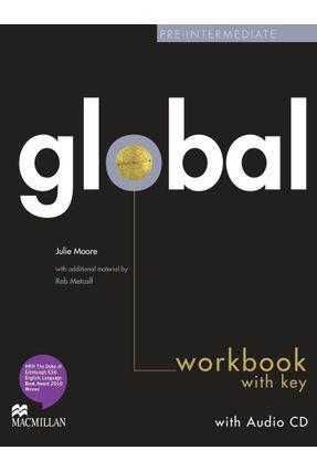 Global Pre- Intermediate - Workbook And Audio CD - With Key - Macmillan   Hoshan.org