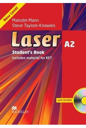 Laser A2 - Student's Book With CD-Rom - New Edition - Macmillan   Nisrs.org