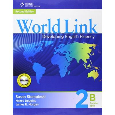 World Link 2nd Edition Book 2 - Combo Split B