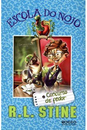 Escola do Nojo - Concurso de Fedor - Stine,R. L. pdf epub