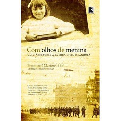 Com Olhos De Menina Um Diario Sobre A Guerra Civil Espanhola