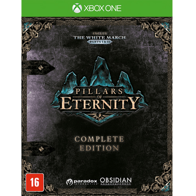 Pillars Of Eternity - Complete Edition - Xbox One