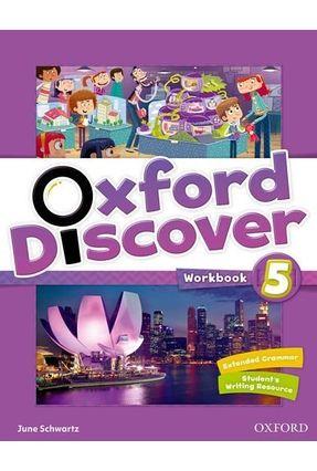 Oxford Discover 5 - Workbook - Editora Oxford | Tagrny.org