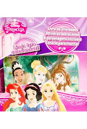 Disney - Lata Colecionável - Princesas - Books,Parragon Pixar,Disney pdf epub