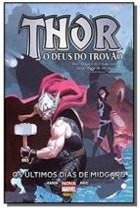 Thor - o Deus do Trovão - Os Últimos Dias de Midgard