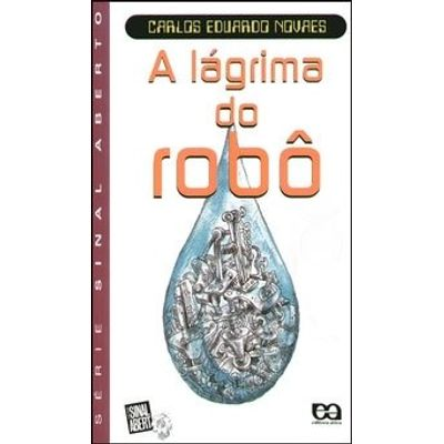 A Lágrima do Robô
