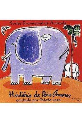 História De Dois Amores - CD - Lara,Odete pdf epub