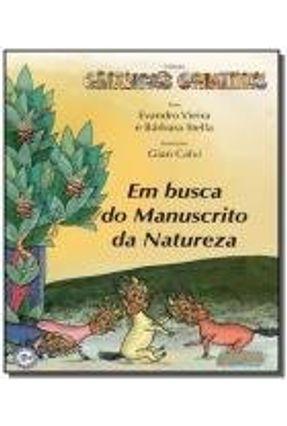 Em Busca do Manuscrito da Natureza - Vieira,Evandro Bárbara Stella | Hoshan.org