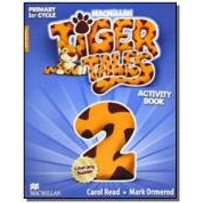 Tiger Tales 2 - Activity Book Builder
