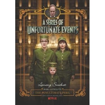 A Series Of Unfortunate Events #12 - The Penultimate Peril Netflix Tie-In