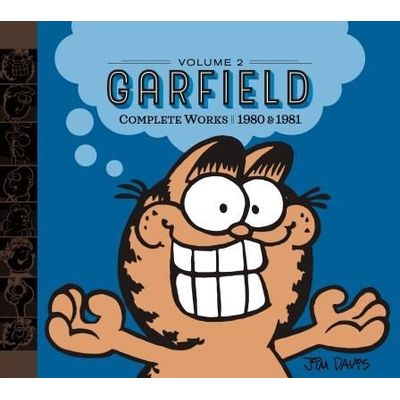 Garfield Complete Works: Volume Two: 1980-1981