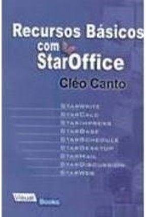 Recursos Basicos com Staroffice - Canto,Cleo   Tagrny.org