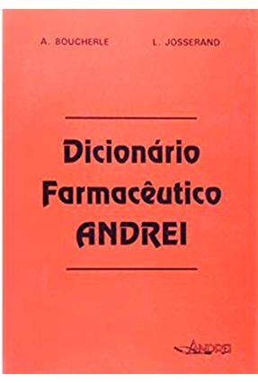 Dicionario Farmaceutico Andrei - Boucherle   Tagrny.org