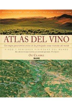Atlas Del Vino - Nueva Edición - Clarke,Oz pdf epub