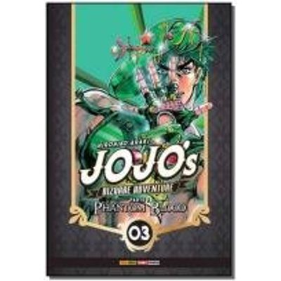 Jojo's Bizarre Adventure - Parte 1 - Phantom Blood - Vol. 3