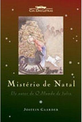 Mistério de Natal - Gaarder,Jostein pdf epub