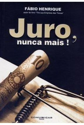 Juro, Nunca Mais! - Henrique,Fábio pdf epub