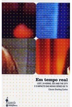 Em Tempo Real - Carlos,Cássio Starling   Hoshan.org