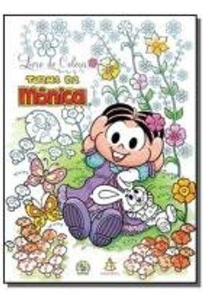 Livro de Colorir - Turma da Mônica - Sousa,Mauricio de | Hoshan.org