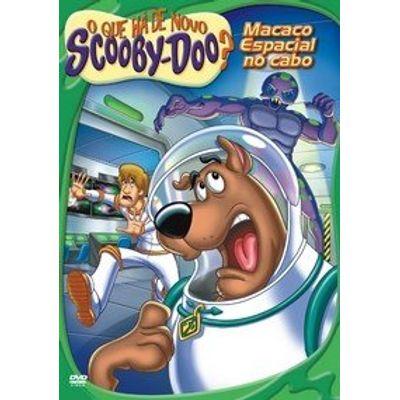 O Que Ha De Novo Scooby Doo Dvd Saraiva