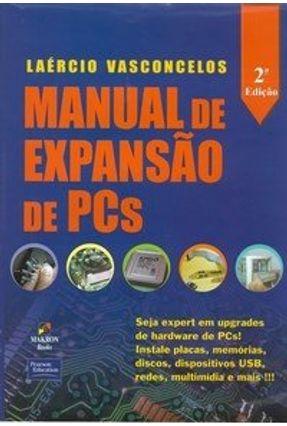 Manual de Expansão de Pcs - Vasconcelos,Laércio | Hoshan.org