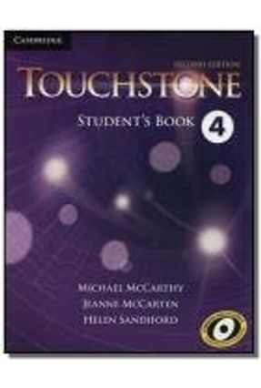 Touchstone 4 - Student's Book - 2nd Ed