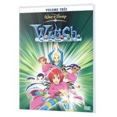 Witch Vol. 3 - DVD