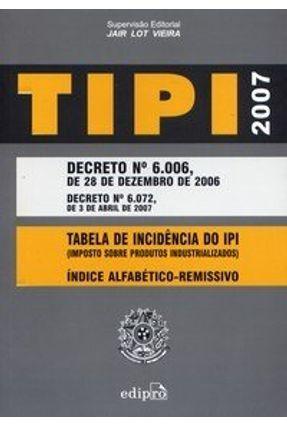 Tipi 2007 - Vários Autores   Hoshan.org