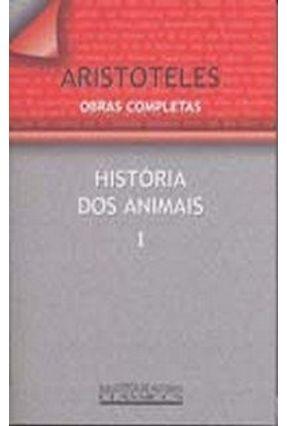 História Dos Animais I - Aristóteles pdf epub