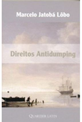Direitos Antidumping - Lôbo,Marcelo Jatobá | Nisrs.org