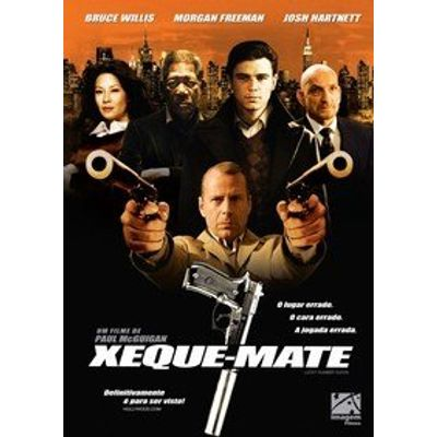Xeque-Mate - DVD
