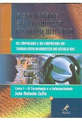 A Sociedade e a Economia no Novo Milênio - Livro I - Zuffo,Joao Antonio pdf epub