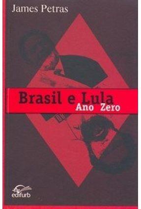 Brasil e Lula - Ano Zero - Petras,James pdf epub