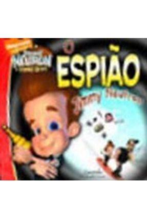 O Espião Jimmy Neutron - Col. Nickelodeon - Caramelo | Tagrny.org