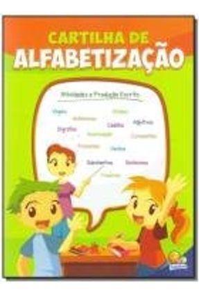 Cartilha de Alfabetização - Escolinha Todolivro