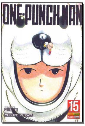 One-Punch Man - Vol. 15