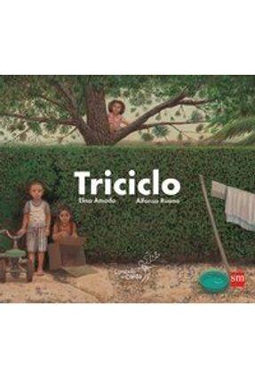 Triciclo - Col. - Comboio de Corda - Amado,Alisa | Nisrs.org