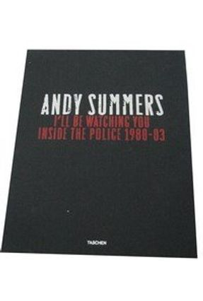 I'll Be Watching You Inside the Police 1980 - 83 - Summers,Andy   Hoshan.org