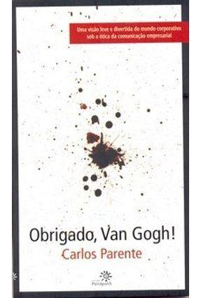 Obrigado, Van Gogh - Parente,Carlos pdf epub